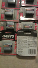 New Genuine OEM Sanyo CRP2 Lithium Battery Sanyo Power Cell Sanyo SELCCRP2