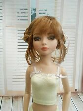 RARE Perruque 6-7 Monique Wig for Tonner Ellowyne Wilde fit Evangeline Ghastly