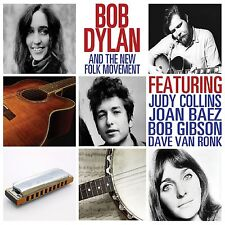 Bob Dylan - And The New Folk Movement - CD - BRAND NEW SEALED dave van ronk
