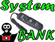 Telecomando Scatto elettronico temporizzato Remoto per NIKON D5100 D7000 D5000