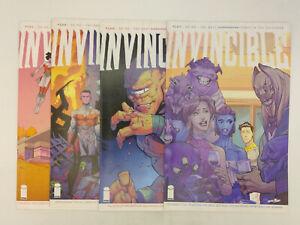 Invincible #127-129, & 131 Image Comics 2016 VF