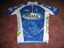 SELLE ITALIA PRESTIGIO 2007 SPORTUR ITALY CYCLING JERSEY [L] NOS