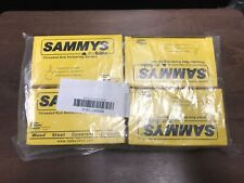 Sammys Threaded Rod Anchoring System 8013925 Qty 100 4 Boxes