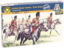 "Italeri - British heavy cavalry ""Scots Grey"" - 1:72"