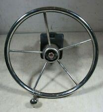 Vintage Seastar Sea Star 1.7 Tilt Helm Hydraulic Steering Boat Marine Wheel