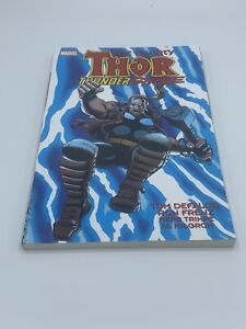The Mighty Thor THUNDER STRIKE Graphic Novel TPB Softcover Marvel New