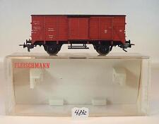 Fleischmann h0 5350 con cena vagones 2-achsig el Dr OVP #4872