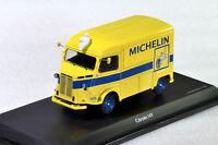 SCHUCO Citroën HY Michelin 03502 1/43