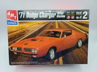 AMT ERTL 71 DODGE CHARGER STREET MACHINE 1/25 30054 SEALED HTF FREE SHIPPING