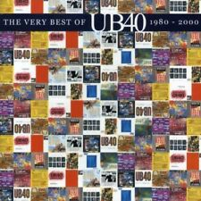 UB40 THE VERY BEST OF 1980-2000 CD (Greatest Hits)