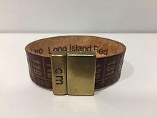 New - Pulsera Bracelet ILCENTIMETRO - Vintage Long Island Red - Size XS 16 cm