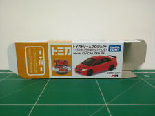 REPRODUCTION BOX for Tomica Toy's dream project Honda Civic Mugen RR