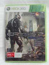 Xbox 360 - Live - Crysis 2 - Pal Version