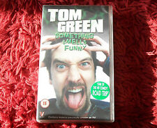 TOM GREEN SOMETHING SMELLS FUNNY VHS VIDEO TAPE CERT 15 VERY RARE