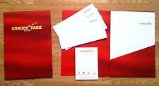 PAPIER, enveloppe, bloc-notes EUROPA PARK
