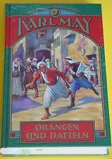 die Orient-erzählungen - Karl May orangen und Datteln.