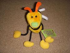 String Beans Gund Honeycomb Plush Bumble Bee