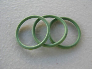 NEW 3537521 A/C Line O-Ring FOR VOLVO BMW 1975-2006 - 3 PCS
