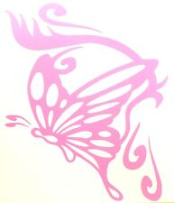 adesivo farfalla decal sticker vinile murale vetro sticker butterfly 500 fiat ok