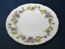 PARAGON - Highland Queen - Thistle - BREAD & BUTTER PLATE trw & scr - 1048