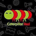 Caterpillar Red