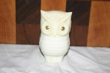 Vintage Collectible Avon Owl with Perfume