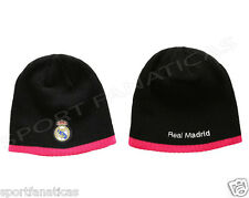 REAL MADRID BEANIE HAT Reversible authentic official licensed product Ronaldo 7