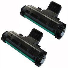 Dell 1100 Black Laser Compatible Toner Cartridges for Dell 1110 Dell 1100 2 Pack