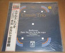 Casals Trio BEETHOVEN Piano Trio No.7 - Japanese Angel GR-70006 SEALED