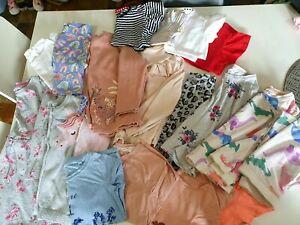 Large Girls Bundle Age 5-6 years Next River Island m&s  tu Cardigans Tops