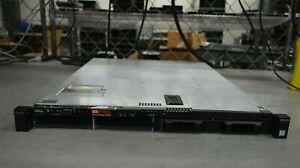 Dell PowerEdge R430 Server Xeon E5-2640 v3 8-Core 2.6GHz 68GB RAM NO HDD (READ)