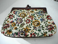 Faux Leather Coin Purses Floral Wallets for Women