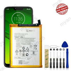 For Motorola Moto G7 Power XT1955 JK50 Battery Replacement 4850mAh Tools