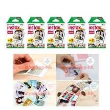 10 Pack Fujifilm Instax Mini Film 100 Pcs Mini 9 8 7s 25 7S 50s 55i 100 SP-1