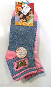 CALCETINES INFANTILES NIÑA / Kindersocken / Girl's Socks / Chaussettes Fille