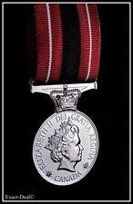 Canada Canadian Sacrifice Medal  French Médaille du sacrifice Full Size Replica