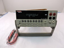 Keithley 2010 7.5 Digit Low Noise Bench Top Digital MultiMeter, 90 Day Warranty