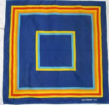 -Superbe Foulard  GUY LAROCHE  TBEG  vintage scarf