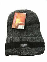 New Design soft feel thermal insulated knitted beanies for men's warm