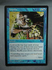 MTG Magic the Gathering Card X1: Impulse - Visions EX/NM