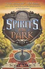 Gods of Manhattan 2: Spirits in the Park-ExLibrary