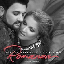 ANNA NETREBKO - ROMANZA (DELUXE EDITION)  CD NEU