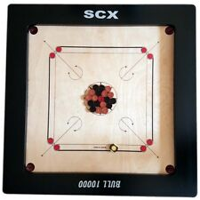 PRO CARROM BOARD GAME WITH COINS & STICKER  FREE SHIPPING