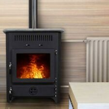 - JS 24 kW Woodburning Stove with Back Boiler - Free Delivery to UK Mainland -