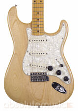 Fender Bitsa Stratocaster, Electric Guitar, Ash with Hiscox Case (Pre-Owned)