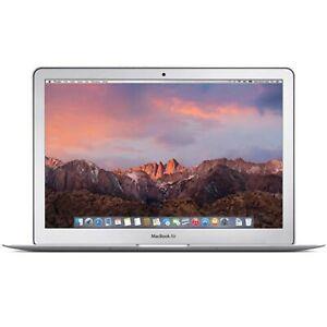 BONUS BUNDLE MacBook Air 13 inch Laptop | 3 YEAR WARRANTY | 128GB SSD | OS2017
