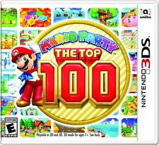 Nintendo CTRPBHRE Mario Party The Top 100 3ds