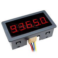 "DC12V-24V 0.56"" Red LED Digital Counter Meter Count Timer Timing Three Function"