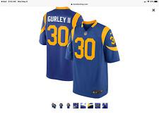 Todd Gurley Youth Los Angeles Rams Medium Alternate Game Jersey. Rare