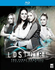 Lost Girl: The Final Chapters - Seasons Five  Six (Blu-ray Disc, 2016, 4-Disc...